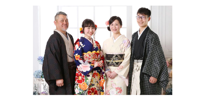 家族写真イメージ