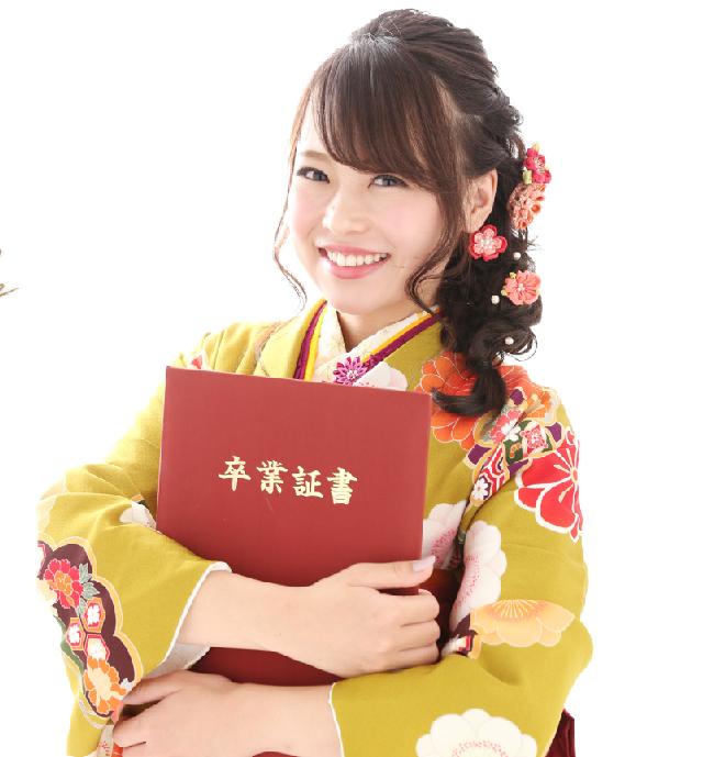 卒業袴レンタル写真