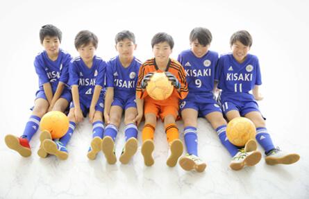 部活・スポーツのチーム集合写真