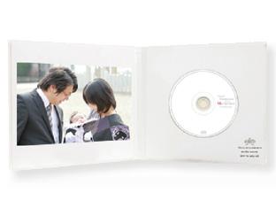 お宮参り出張ロケプラン:全データCD付きお写真台紙