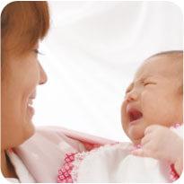 安心2:赤ちゃんのご機嫌に合わせてご撮影