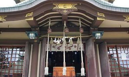 加古川:日岡神社の写真