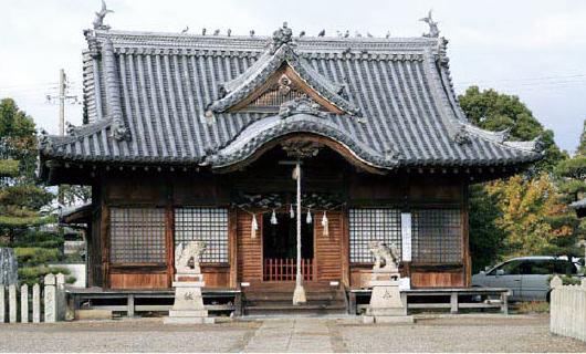 加古川:尾上神社の写真