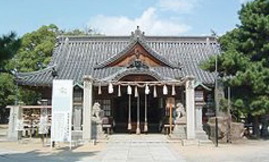 高砂市:高砂神社の写真