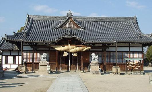 加古川:曽根天満宮の写真