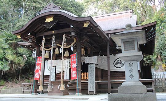 垂水:瑞丘八幡神社の写真