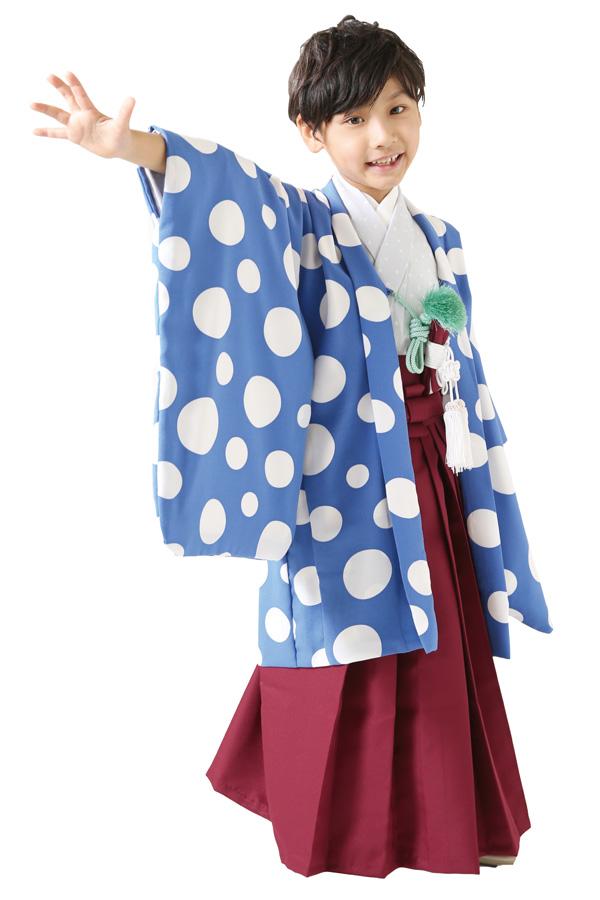 ユースマイル全店:七五三和装(5歳男の子)BB072