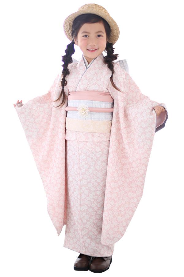 ユースマイル別府店・垂水店:七五三和装(7歳女の子)BB120