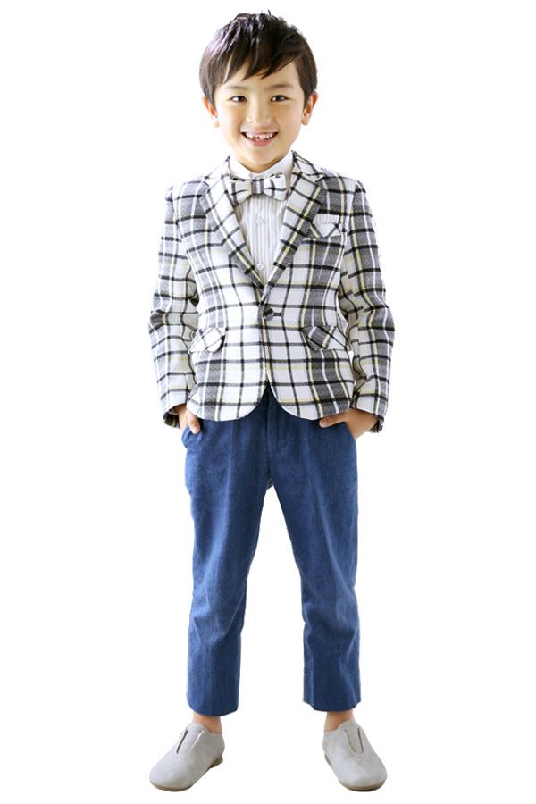 ユースマイル全店:七五三洋装(5歳男の子)COO460
