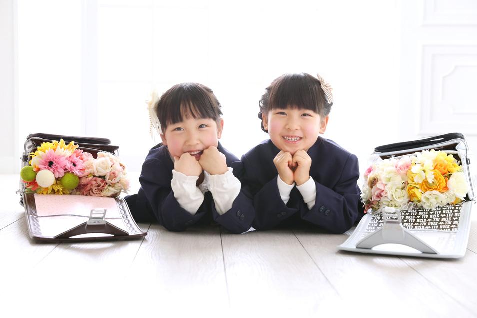 入園・入学撮影のお写真(6)