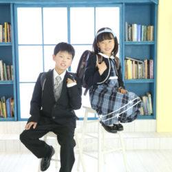 入園・入学撮影のお写真(8)