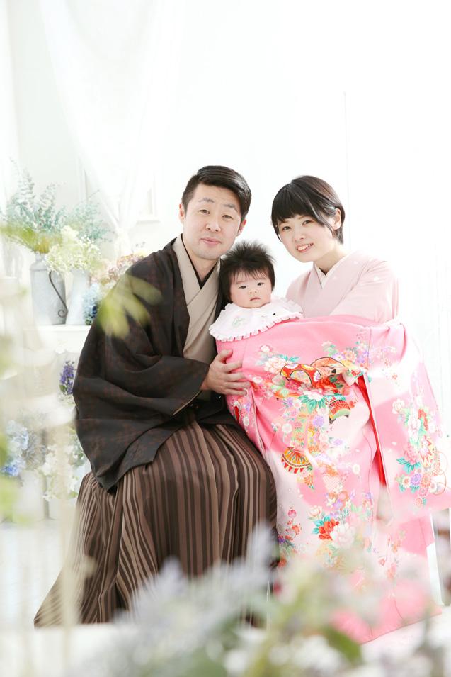 お宮参り撮影のお写真(6)