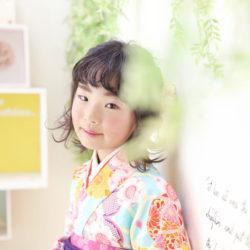 小学生卒業袴撮影のお写真(11)
