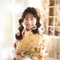 小学生卒業袴撮影のお写真(13)