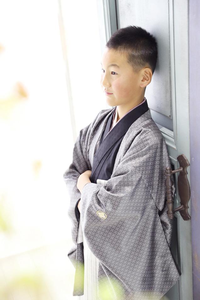 小学生卒業袴撮影のお写真(3)