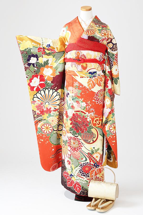 アンジュエール姫路店:成人式振袖そ-古-C2991