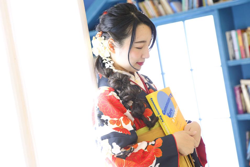 袴撮影の写真(1)