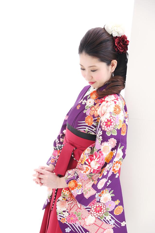 袴撮影の写真(12)