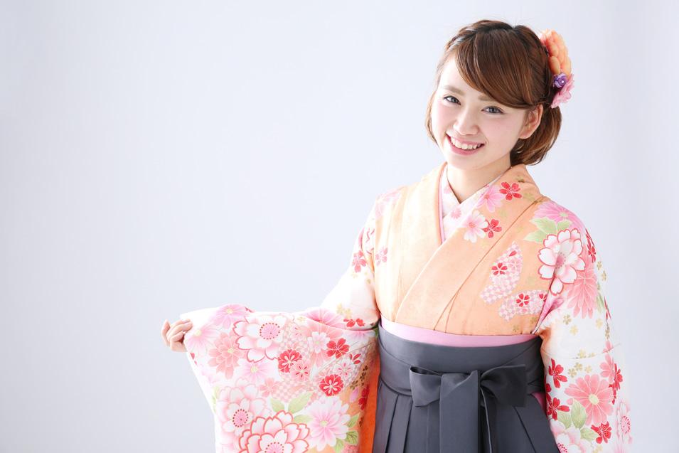 袴撮影の写真(2)