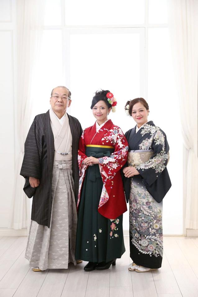 袴撮影の写真(4)