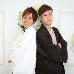 成人式男性袴06