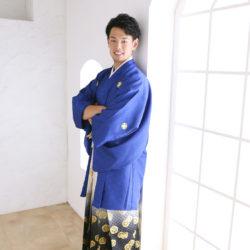 成人式男性袴08