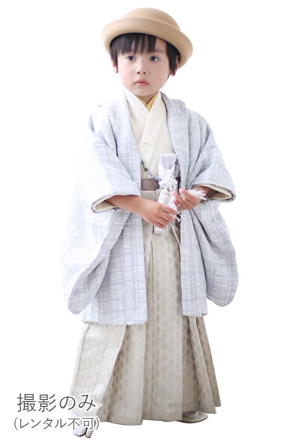 ユースマイル別府店・垂水店:七五三和装(3歳男の子)BB021