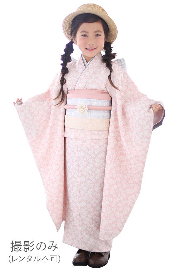 ユースマイル別府店・垂水店:七五三和装(7歳女の子)BG120