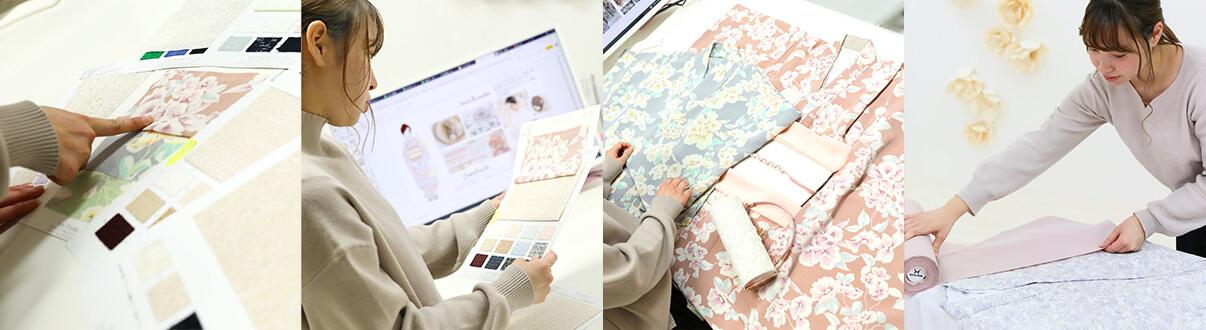 構想半年!衣装デザインのアイデアイメージ画像