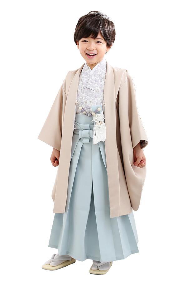 ユースマイル全店:七五三和装(5歳男の子)BB081