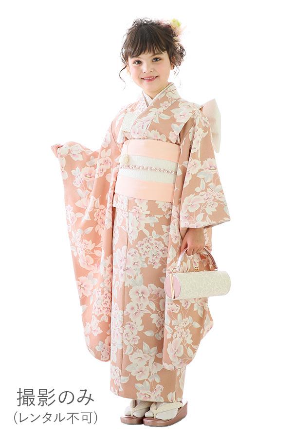 ユースマイル全店:七五三和装(7歳女の子)BG124