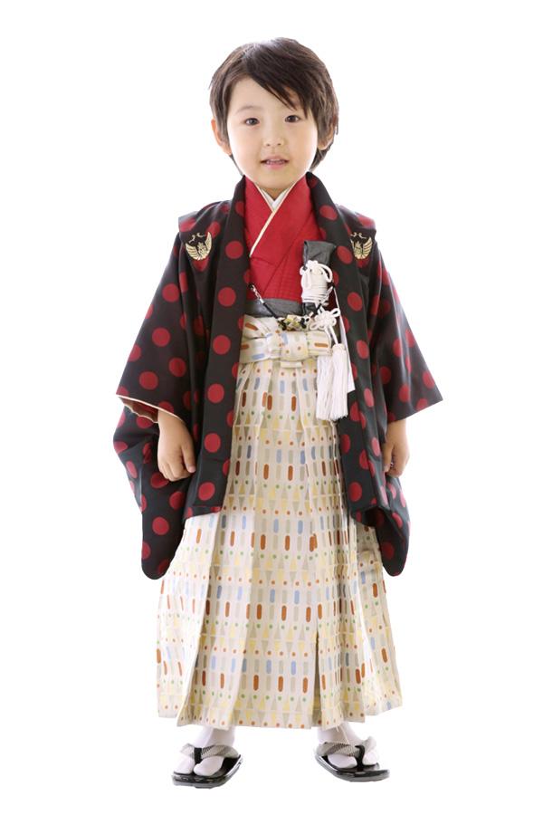 3歳男の子の七五三衣装14