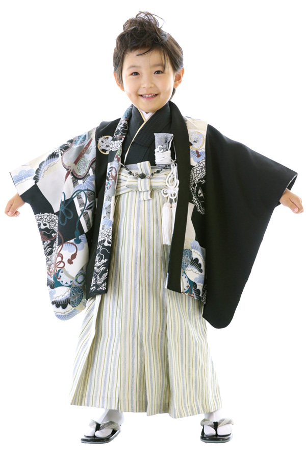 3歳男の子の七五三衣装13