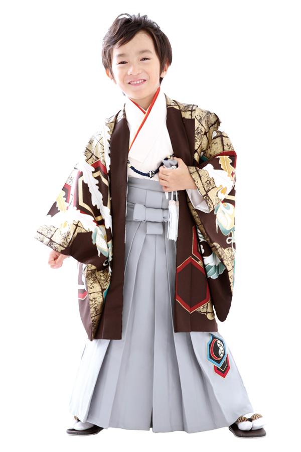 5歳男の子の七五三衣装12