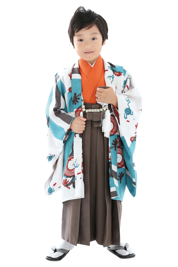 5歳男の子の七五三衣装11