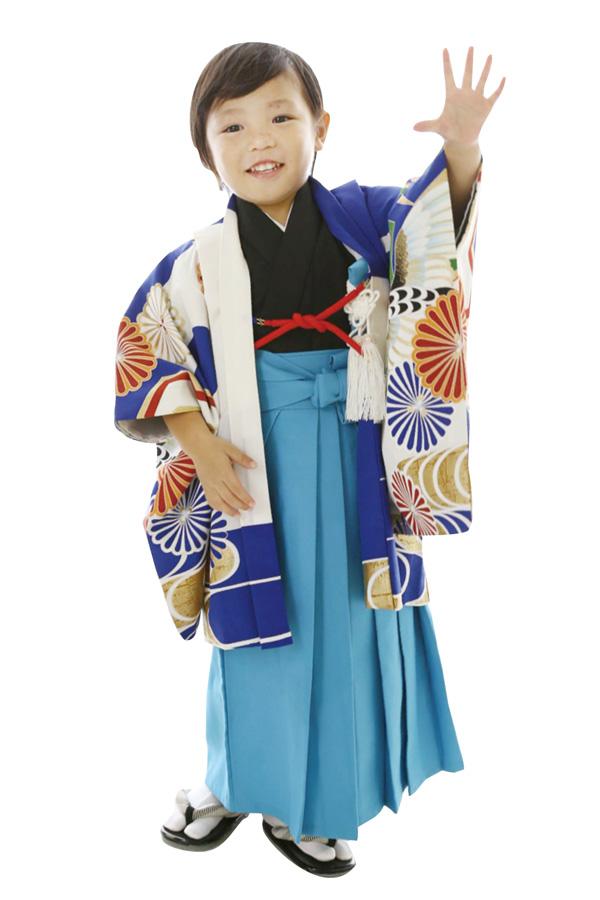 3歳男の子の七五三衣装09
