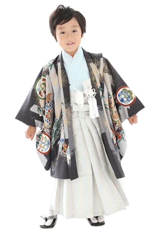 5歳男の子の七五三衣装10