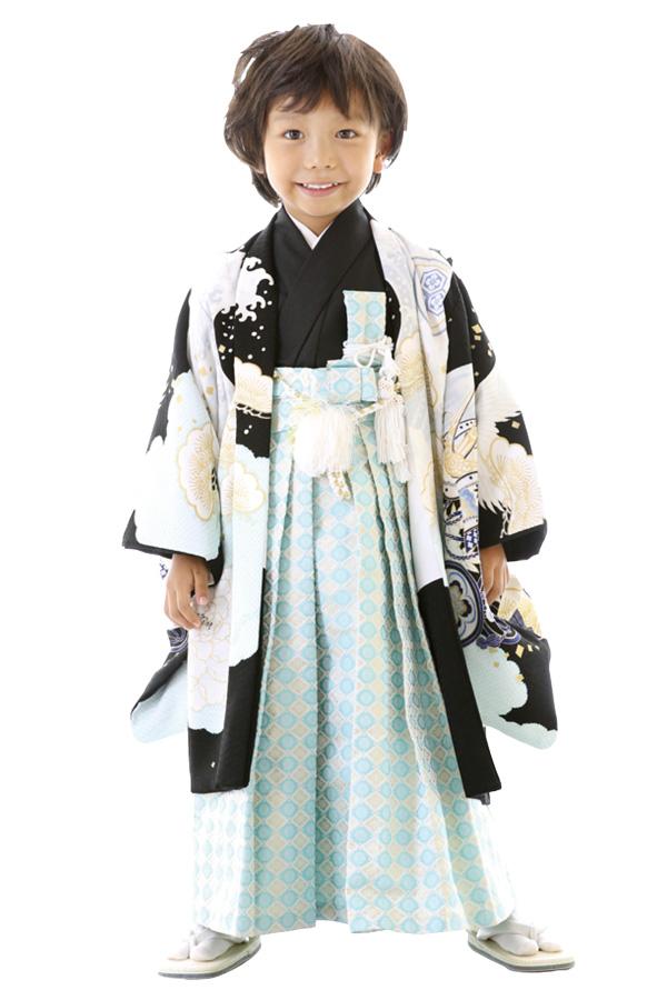 5歳男の子の七五三衣装08