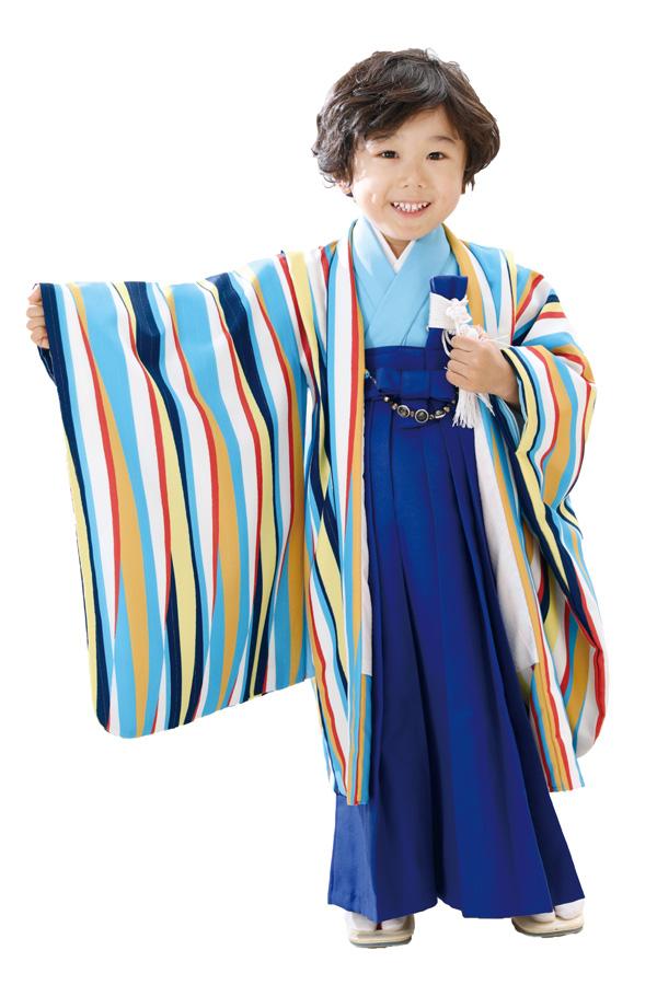5歳男の子の七五三衣装07