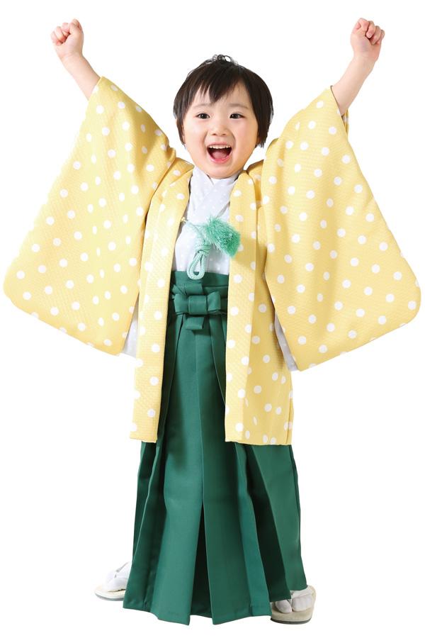 3歳男の子の七五三衣装06