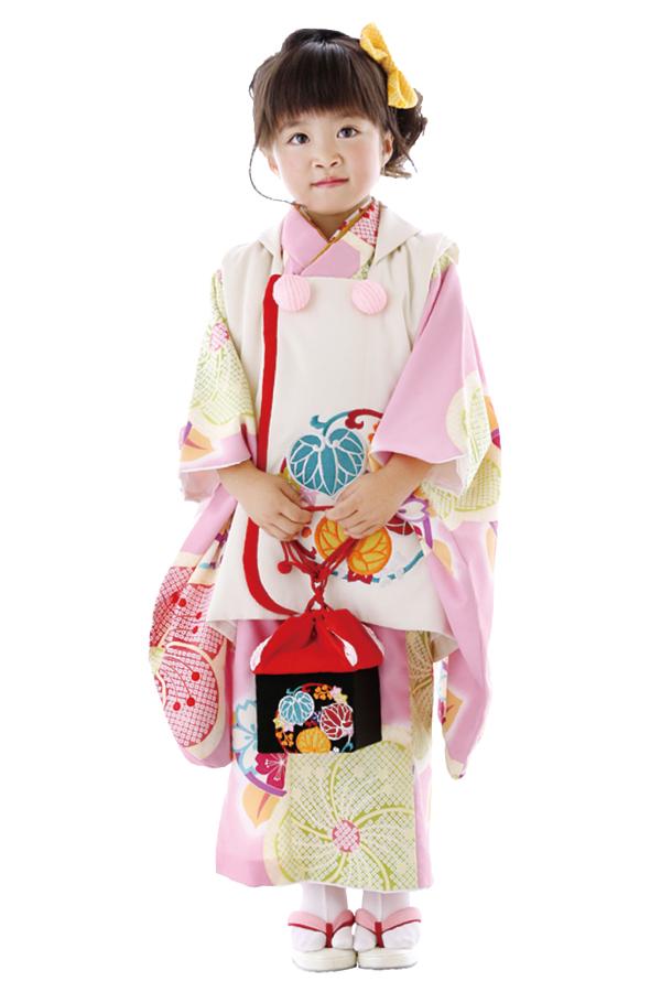 3歳女の子の七五三衣装06