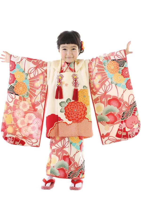 3歳女の子の七五三衣装07