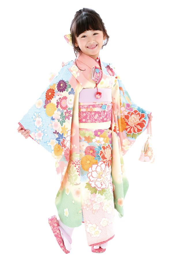 7歳女の子の七五三衣装11