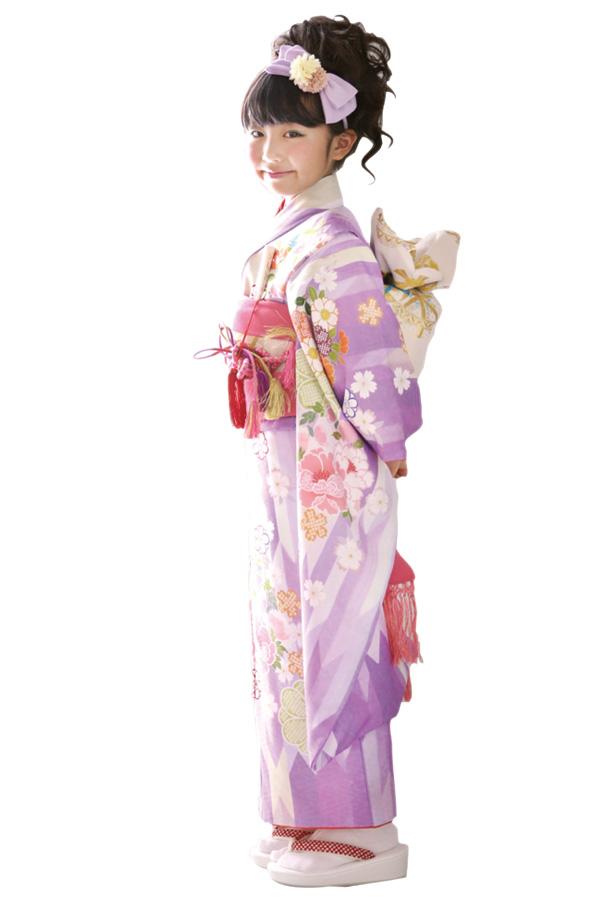 7歳女の子の七五三衣装09