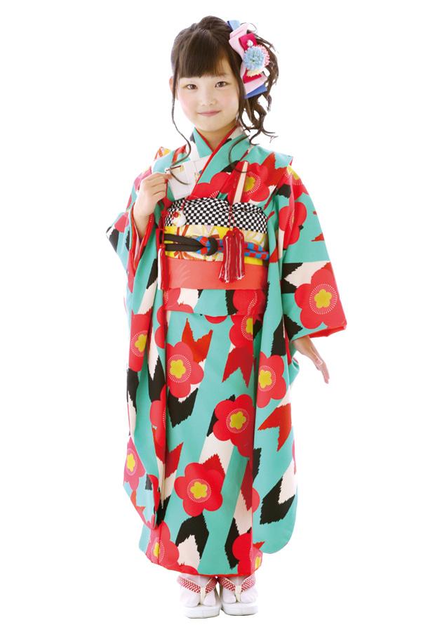 7歳女の子の七五三衣装08
