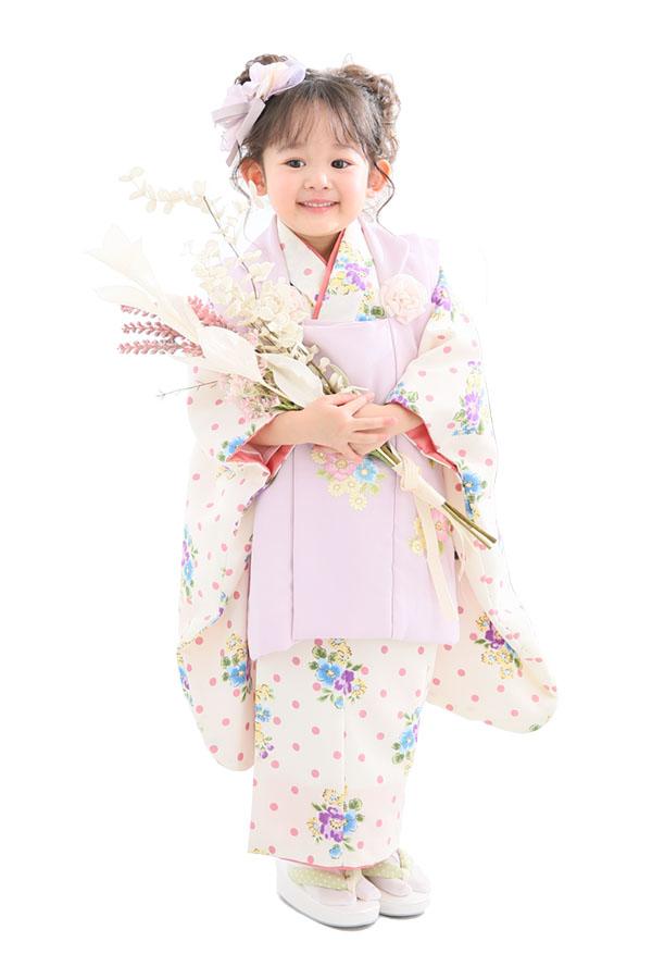 3歳女の子の七五三衣装04