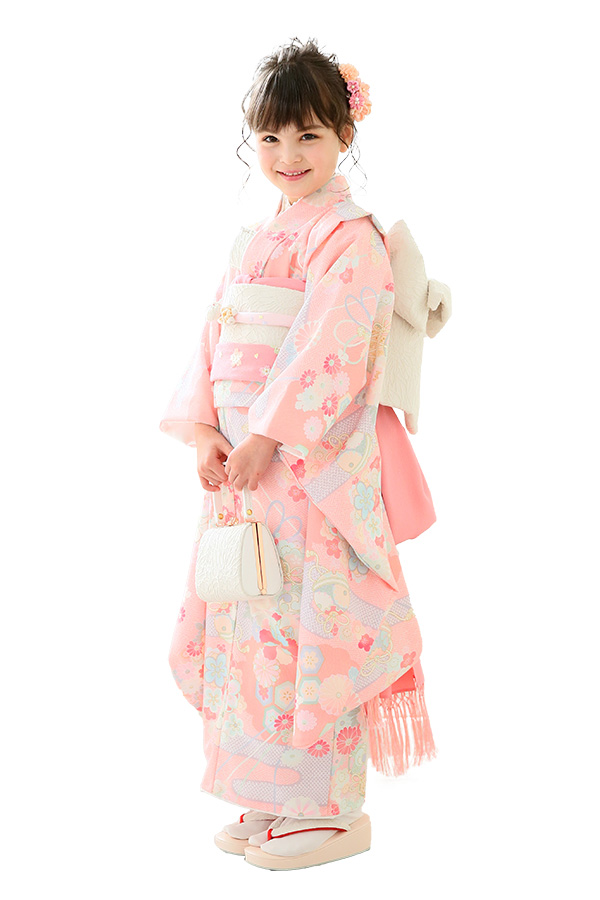 7歳女の子の七五三衣装02
