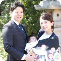 お宮参りの安心4:ママの安心をサポート