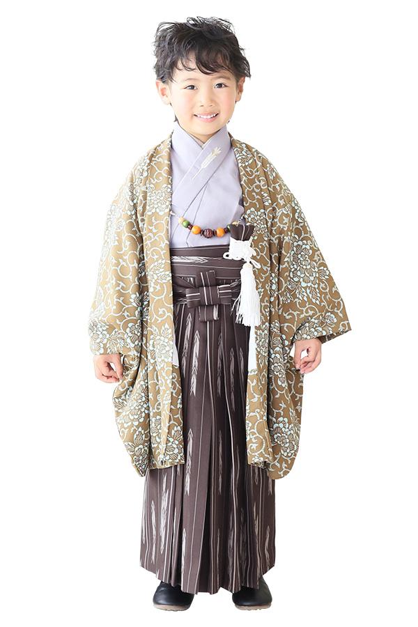 ユースマイル全店:七五三和装(5歳男の子)BB044