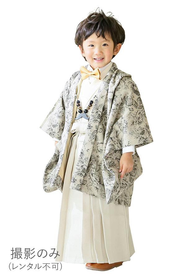 ユースマイル全店:七五三和装(3歳男の子)BB082